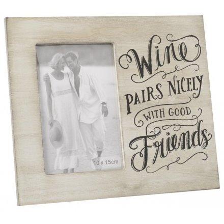 YTC104 / Good Friends Photo Frame | 32567 | Homeware / Photo Frames ...
