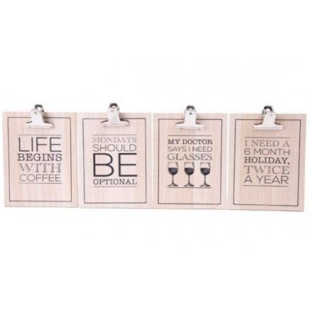 Slogan Clipboard, 4a