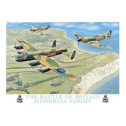 Battle of Britain Metal XL Sign 40cm