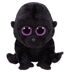Keep your little ones entertained with this adorable huggable Gorilla Beanie Baby from the popular TY range.