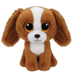 A soft to touch and adorable beanie boo soft toy. An official TY item.