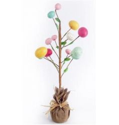 A quirky and creative way to decorate your home this easter.