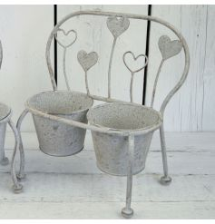 This beautifully stylish planter stand is the perfect way to display your garden flowers