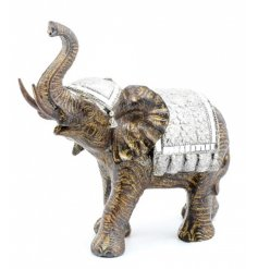 Elephant will bring a vibrant zen feeling to any atmosphere.