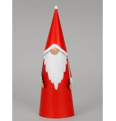 A contemporary, nordic inspired Santa decoration. A must have this season.