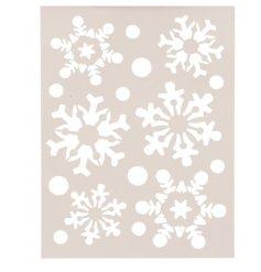 Stencil Removable Snowflake