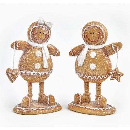 Gingerbread Ornaments, 2a