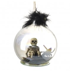 Add some spooky touches to your home for halloween this year