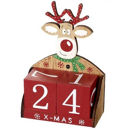 Reindeer Advent Countdown