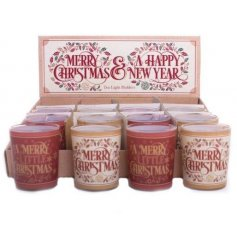 This beautifully vintage inspired assortment of candle pots will be sure to bring that sweet vintage touch