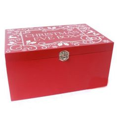Don't miss out on this charming new tradition by filling this fabulous Christmas Eve Box with treats