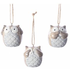 Hanging them about the house or in the garden will add a fun touch to the space