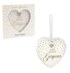 A gorgeous new line from the Mad Dots Range, this sleek Birthday plaque is the perfect gift to give