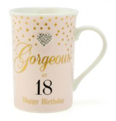 A gorgeous new line from the Mad Dots Range, this sleek Birthday mug is the perfect gift to give
