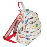 This mini Vintage Transport children's backpack is just brilliant for school, days out and more!