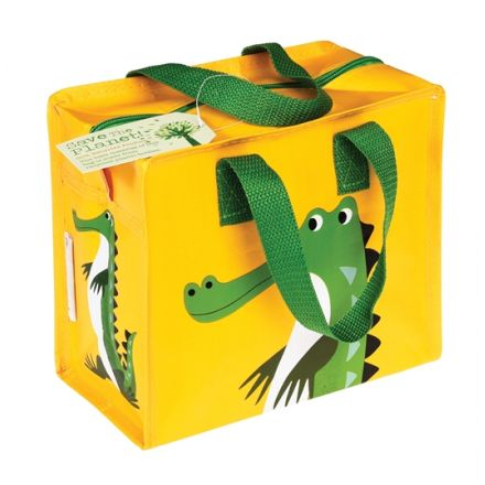 Crocodile Storage/Lunch Bag