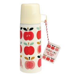 A stylish Vintage Apple design flask making the perfect gift for those who are on the go!