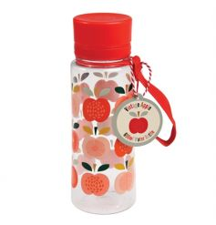 A chic and practical water bottle with the popular Vintage Apple design. Great for when you're on the go!
