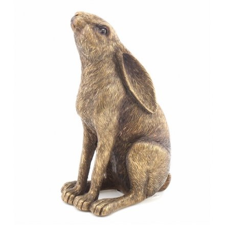 Reflections Bronzed Hare 18cm