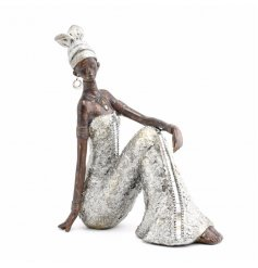 Bring a touch of the exotic Kenyan plains into your home with these exquisitely detailed Masai figures