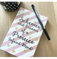 Prosecco Dreams Memo & Pen