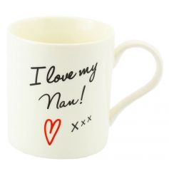 This Fine China mug is the perfect gift to give to that perfect nan