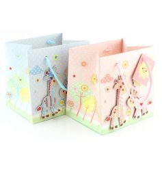 This sweet set of two small giftbags form the 'Little Sunshine' Range are a perfect way to give your baby gifts