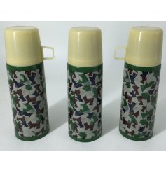 with its woodland camo printed them, nobody will be able to find it!