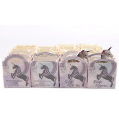 Add a magical touch to any party favour or table top with these sweet little lucky unicorns