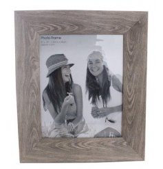 "An 8x10"" Wood Effect Frame"