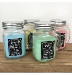 Fun cocktail inspired scented candles perfect for any event involving favourite drinks