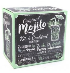 A classic Mojito themed gift set, the perfect gift idea for this summer