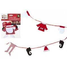 Fun and original festive bunting to decorate your home this season