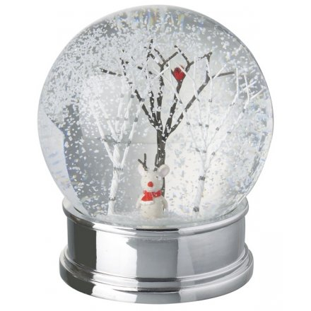 Snow Globe W/Mouse