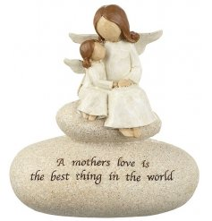 A Mother's love is the best thing in the world. A beautiful keepsake gift item.