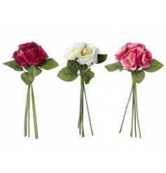 Add these pretty pink flower arrangements to any vase, jar, planter or venue centre piece to bring a sweet touch of flo
