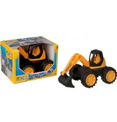 Build and excavate with this JCB toy. A fun toy for little ones to make big adventures.