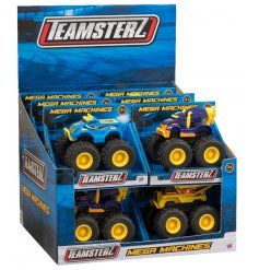 This cool assortment of Mega Machines are a great pocket money toy for any car loving child!