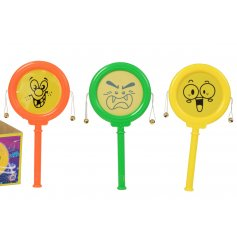 Let your little one of hours of fun (and noise) with these quirky musical paddles