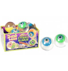 These super cool and gross bouncy eye balls will be sure to keep your little one entertained for hours!