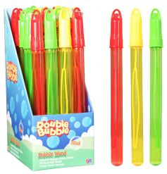 Brightly coloured double bubble swords for hours of outdoor fun this season!