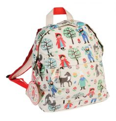 This mini Red Riding Hood backpack will bring a little fairytale magic to school, days out at the beach and picnics.