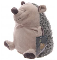 This adorably soft and cuddly hedgehog doorstop will definitely bring a sense of the wind into your home