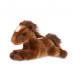 From the wonderful range of Aurora World is this super snug sitting horse