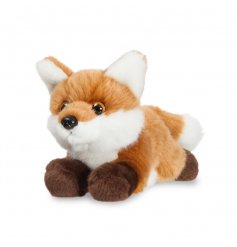 From the wonderful range of Aurora World is this super snug sitting fox