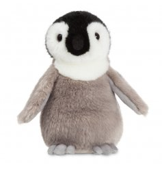 From the wonderful range of Aurora World is this super snug sitting penguin