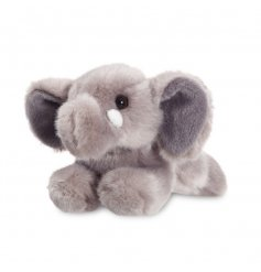 From the wonderful range of Aurora World is this super snug sitting elephant