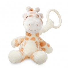 This adorably delightful Gigi will be sure to keep you newborn entertained and snug wherever they go