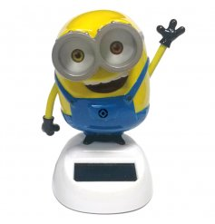 Bring home your favourite minions with these super cool sola pal figures!