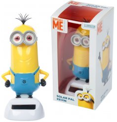 A fantastic new addition to the Solar Pals Range is Kevin From the popular Minion Movie Franchise